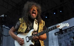 Carlos Santana quería ser yo: Javier Bátiz