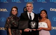 Alfonso Cuarón gana el premio del Sindicato de Directores de EU