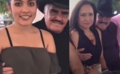 Lupita Castro denuncia presunto abuso de Vicente Fernández